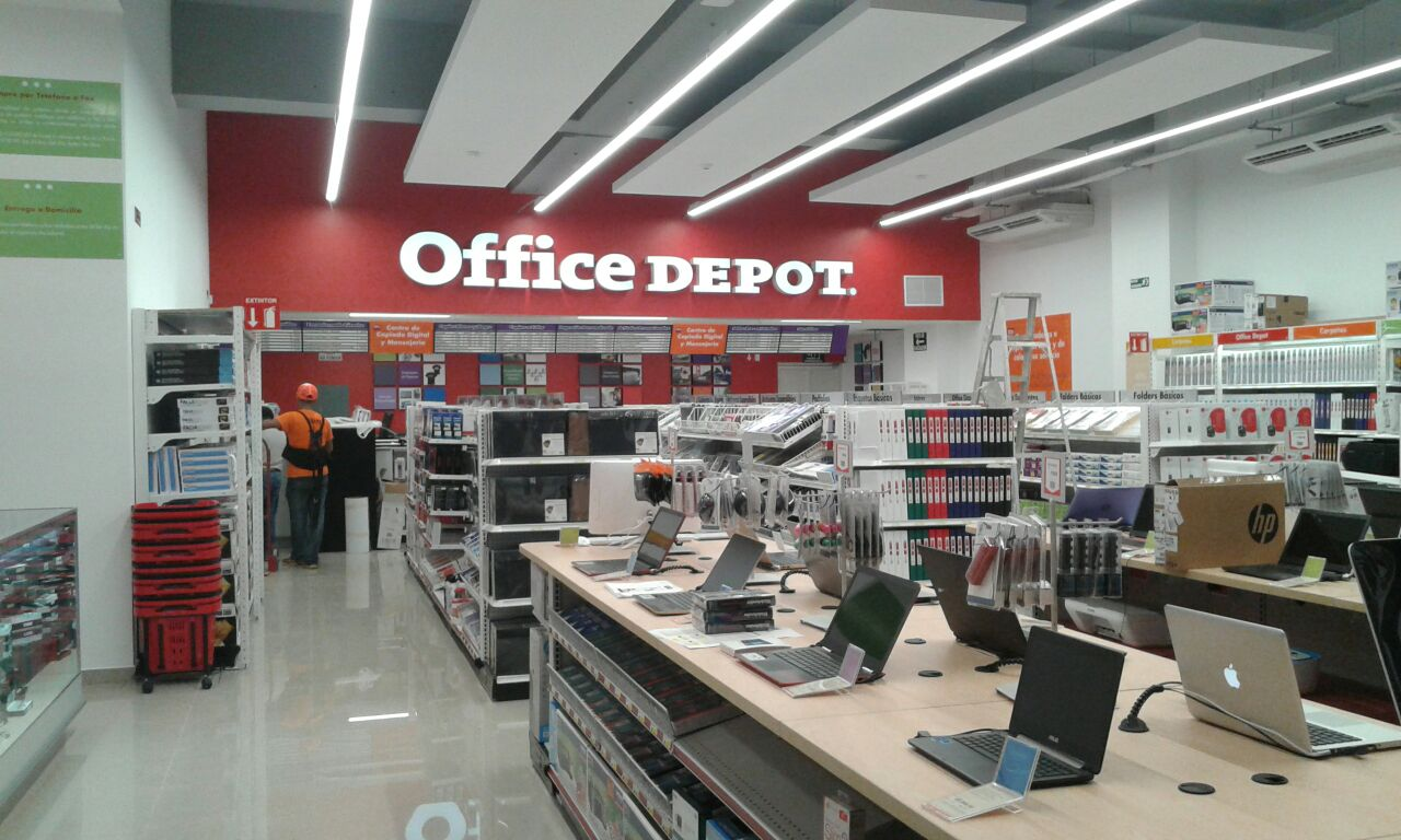 Office Depot Mérida – CBD Group